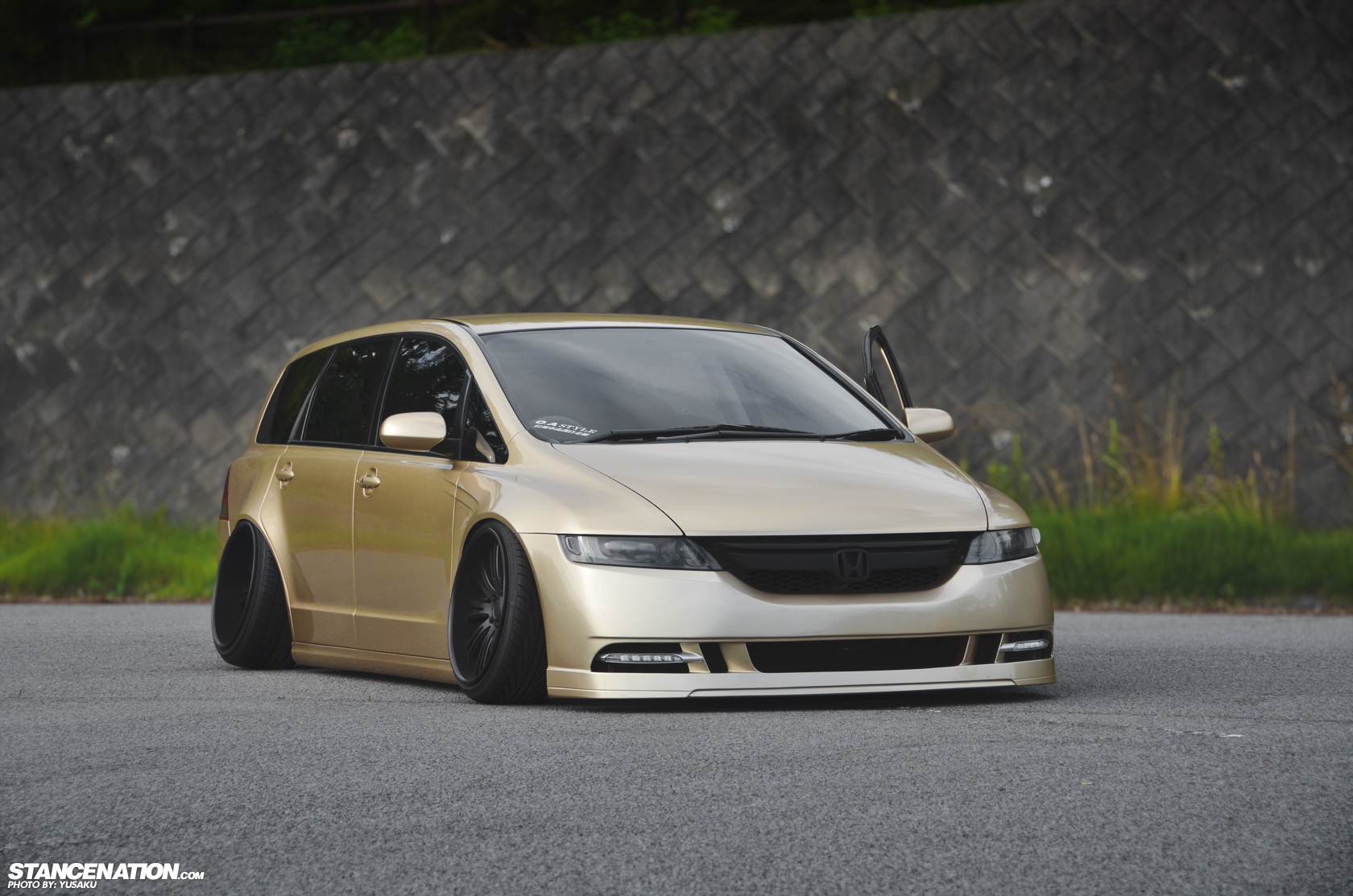 Made In Japan Yusaku S Awesome Honda Odyssey