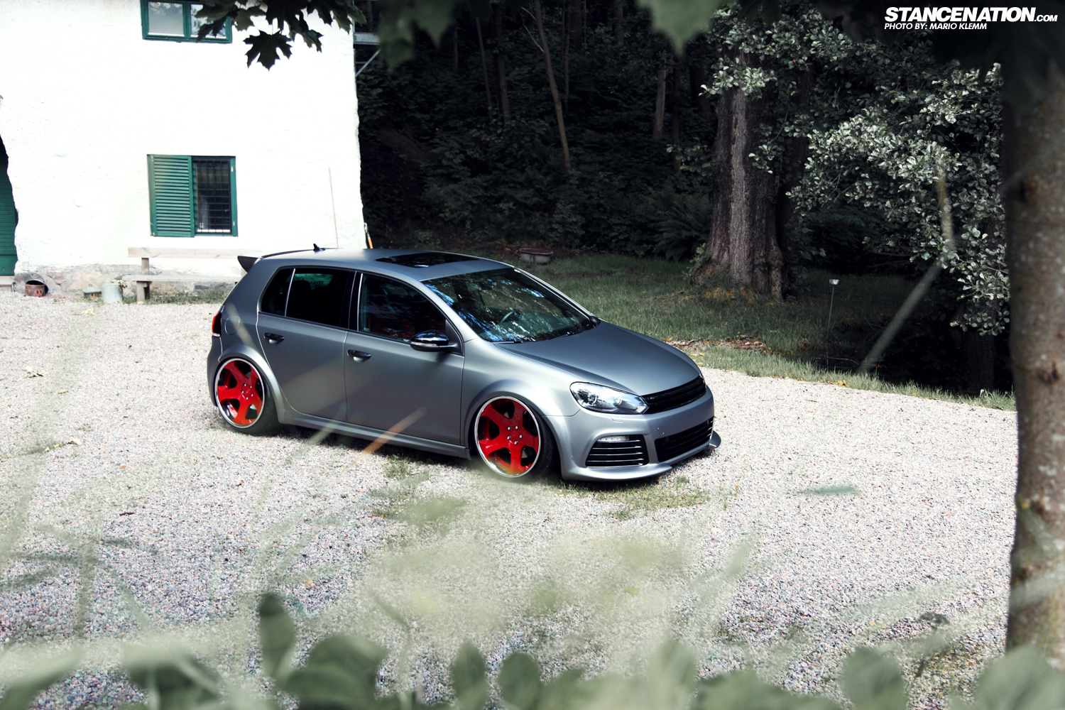 Custom Is The Word // Klarby's unique Golf R ...