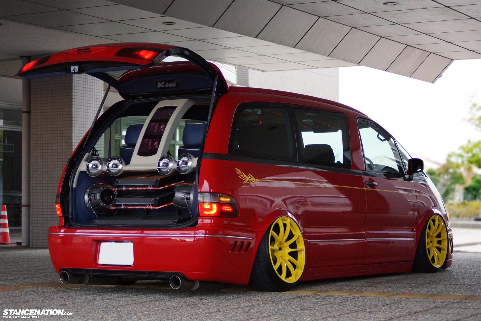 I M Lovin It Lastly Toyota Estima Lucida Spec