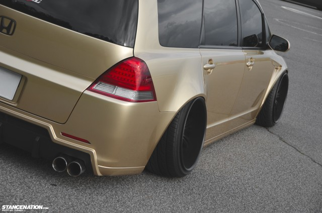 Stance VIP Style Honda Odyssey Japan (9)