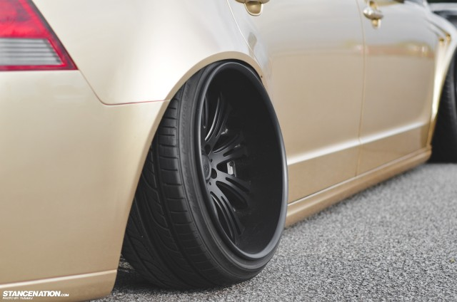 Stance VIP Style Honda Odyssey Japan (8)