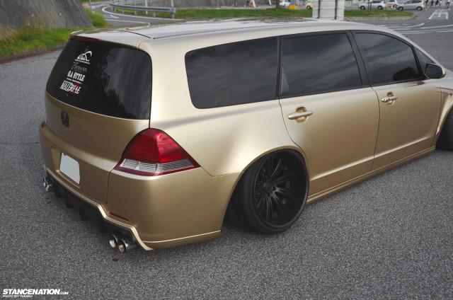 Stance VIP Style Honda Odyssey Japan (6)
