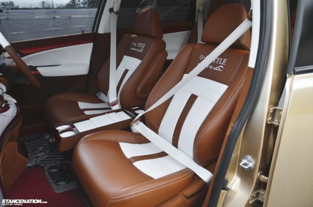 Stance VIP Style Honda Odyssey Japan (4)