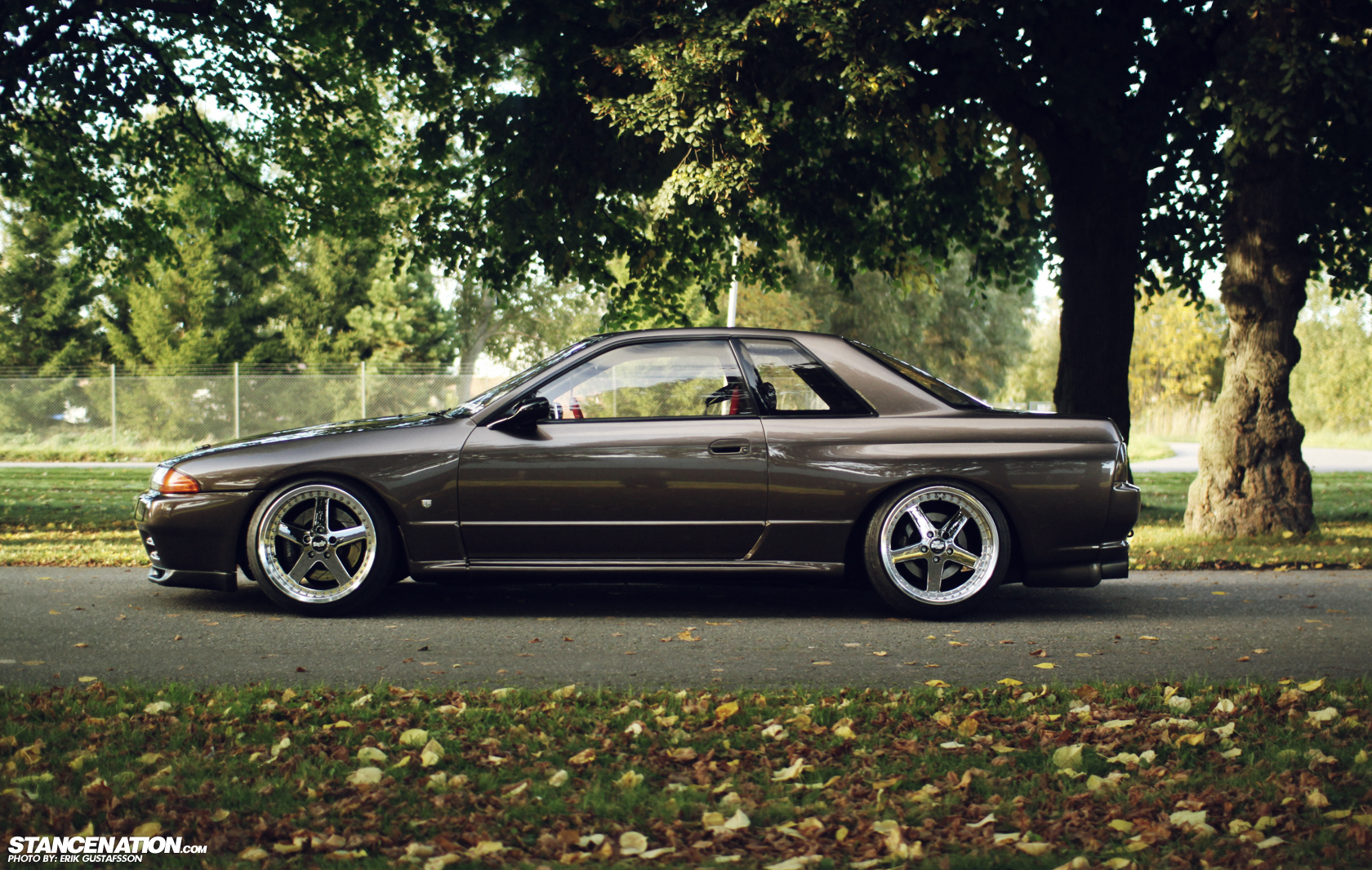 Well Equip'd and Greddy // Fredrick's 463WHP R32 GTR ...