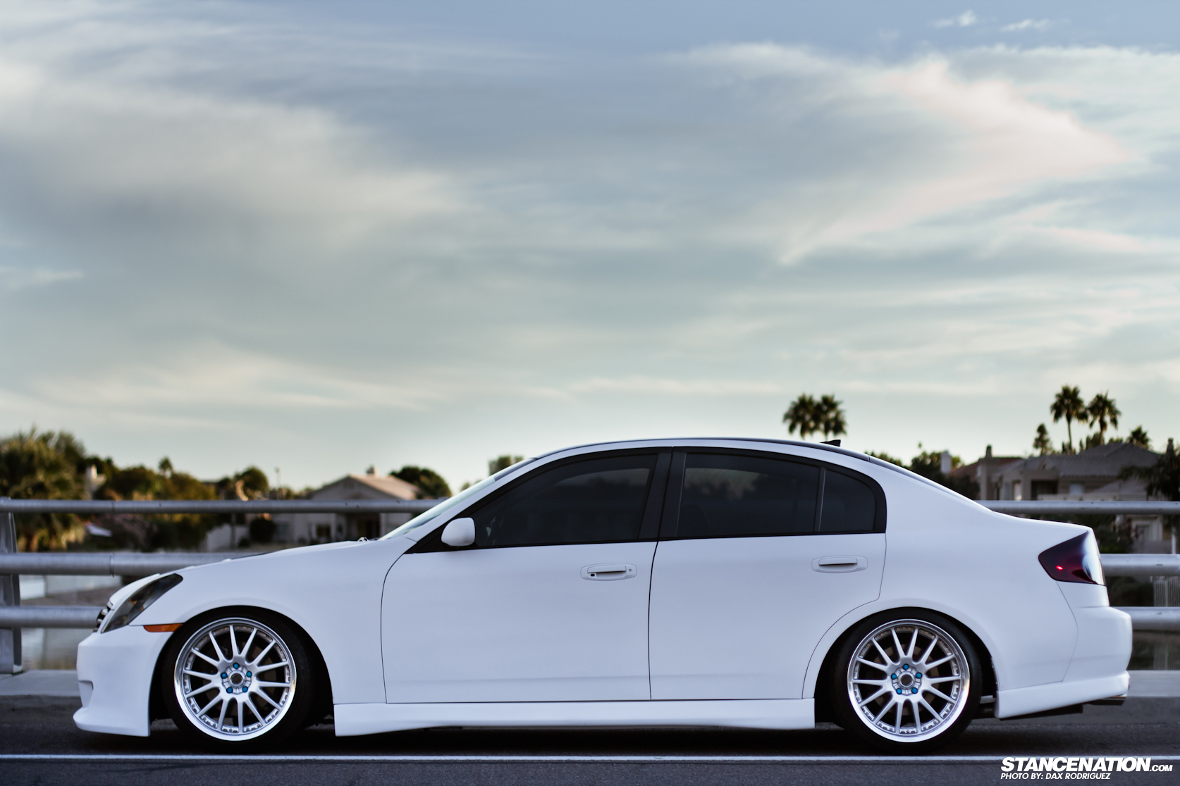 So Fresh Joshua S Clean Infiniti G35 Sedan Stancenation Form Function