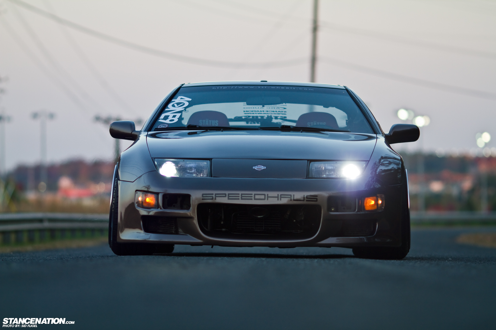 Form + Function // Steven's stunning Nissan 300ZX