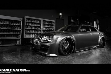 Dumped Flush Chrysler 300C (1)