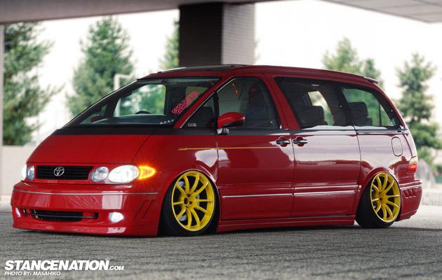 VIP Japan Toyota Estima Lucida (1)