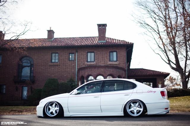 VIP Style Lexus GS StanceNation (18)