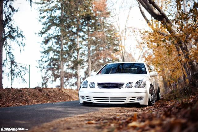 VIP Style Lexus GS StanceNation (17)