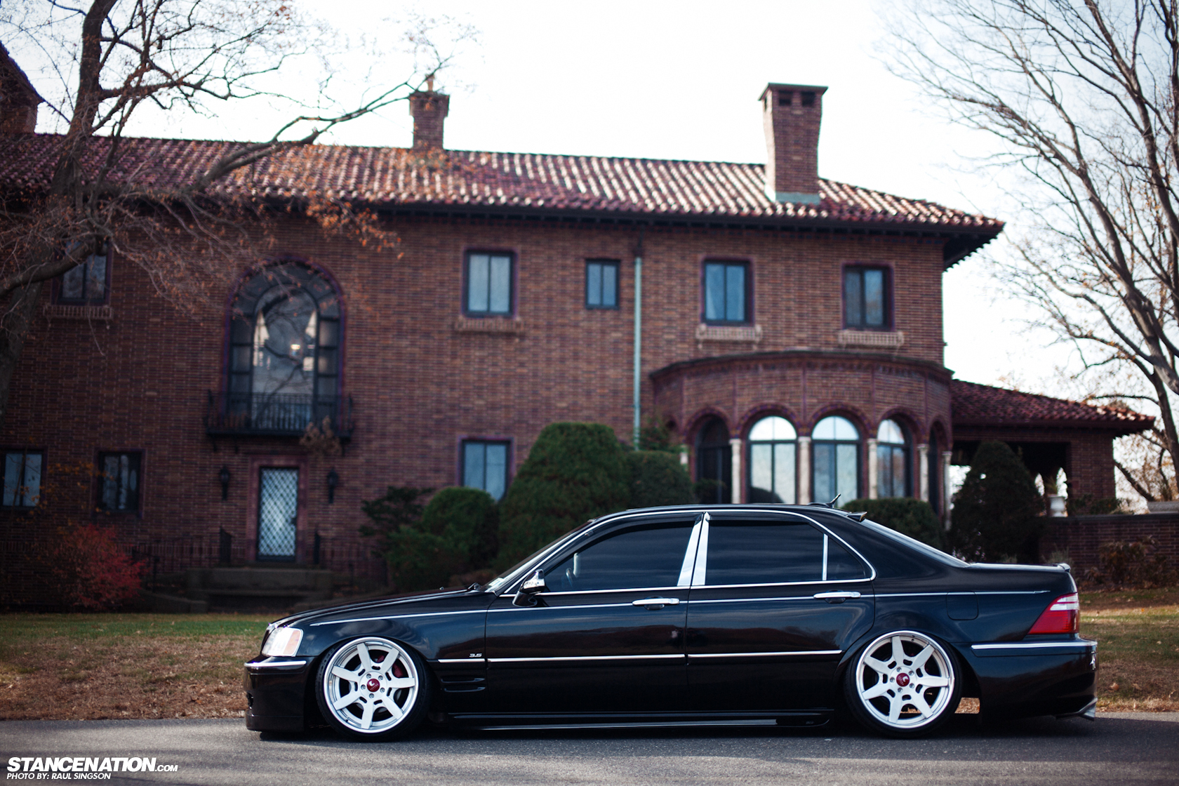 The Road Less Traveled Max S Impeccable Acura Rl Stancenation