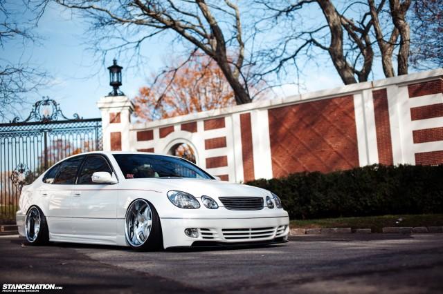 VIP Style Lexus GS StanceNation (16)