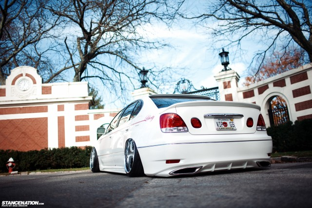 VIP Style Lexus GS StanceNation (15)
