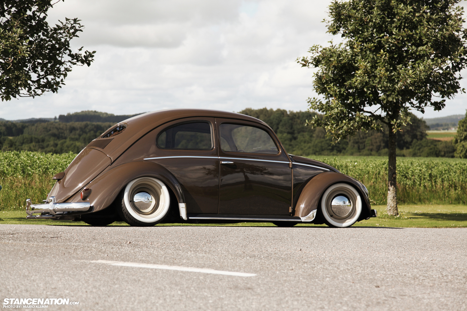 Clean & Cly // Roland's Beautiful VW Beetle. | StanceNation ...