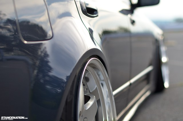 Slammed & Fitted Nissan Stagea M35 (5)