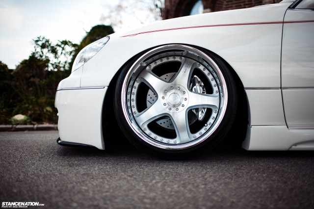 VIP Style Lexus GS StanceNation (13)