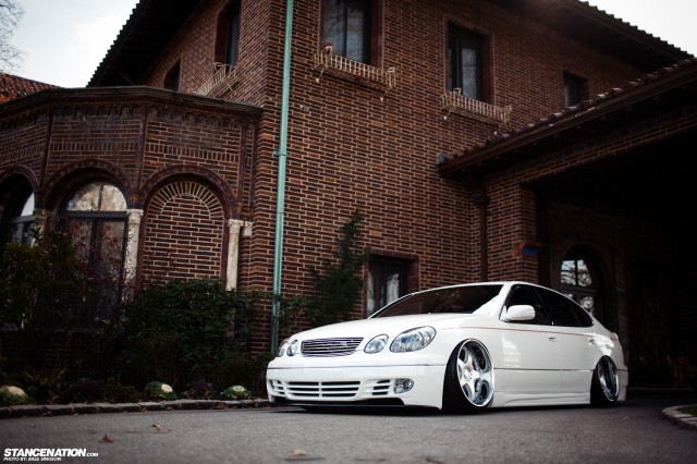 VIP Style Lexus GS StanceNation (11)