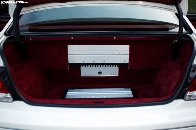 VIP Style Lexus GS StanceNation (10)
