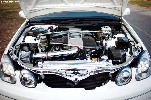 VIP Style Lexus GS StanceNation (9)