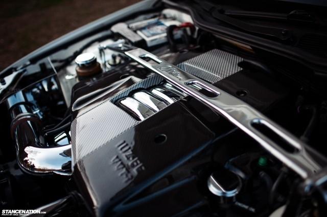 VIP Style Lexus GS StanceNation (8)