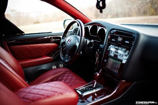 VIP Style Lexus GS StanceNation (7)