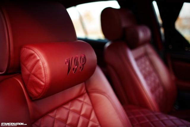 VIP Style Lexus GS StanceNation (6)