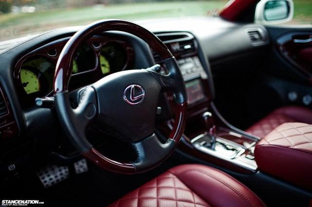 VIP Style Lexus GS StanceNation (4)