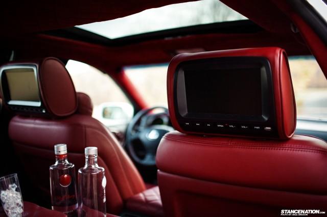 VIP Style Lexus GS StanceNation (3)