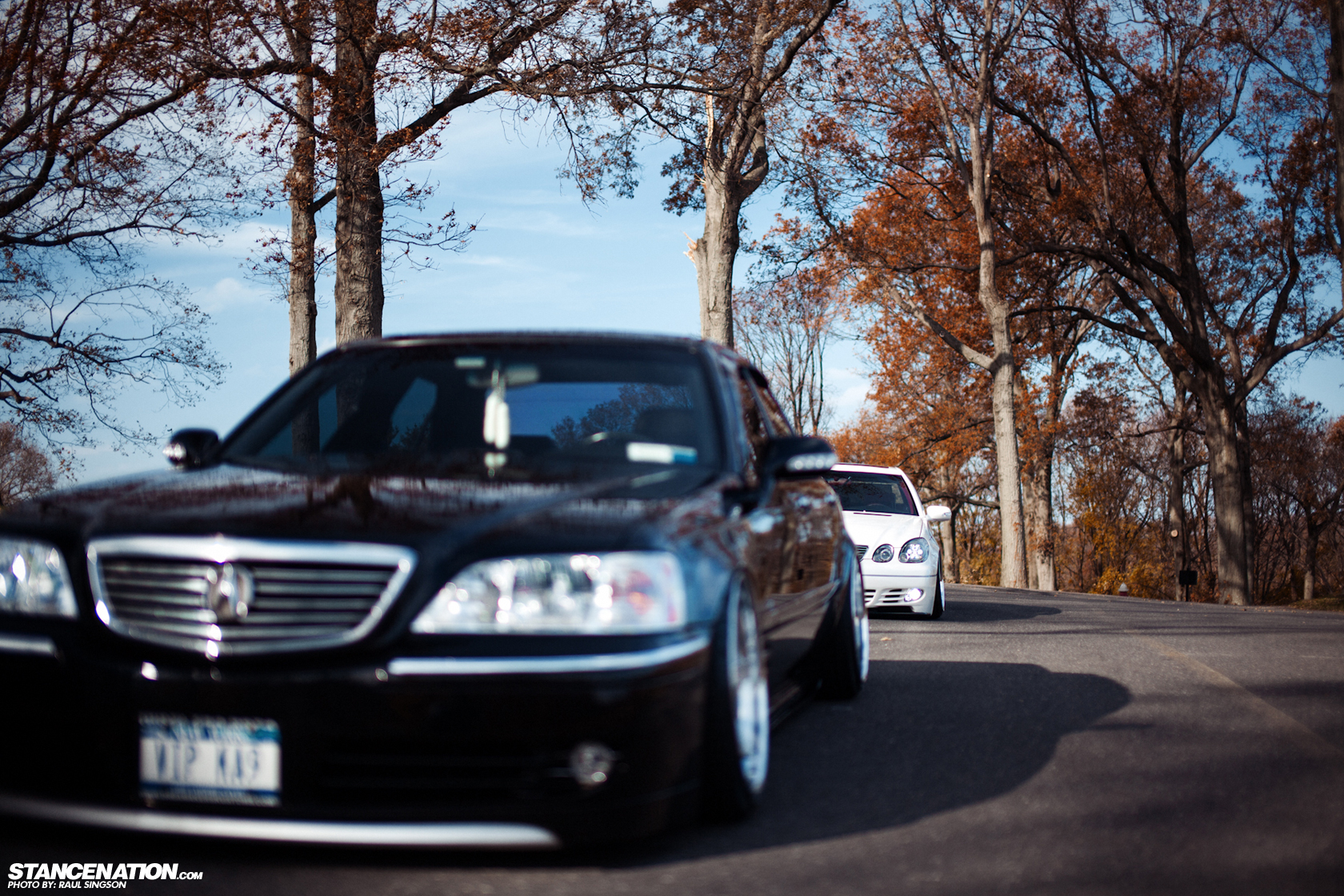 The Road Less Traveled Max S Impeccable Acura Rl Stancenation Form Function