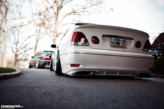 VIP Style Lexus GS StanceNation (2)