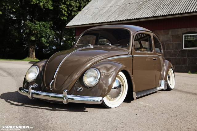 Bagged VW Beetle Bug (15)