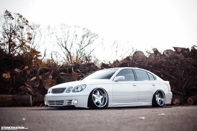 VIP Style Lexus GS StanceNation (19)