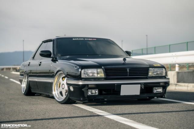 Nissan Cima Y31 VIP (1)