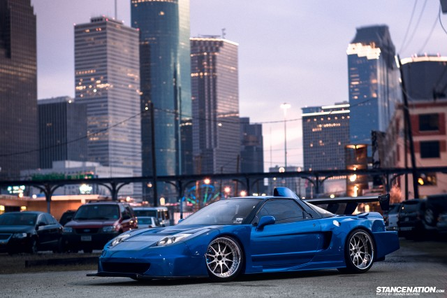 Wide Acura NSX (8)
