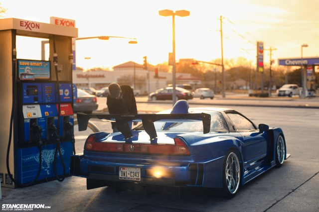 Wide Acura NSX (7)