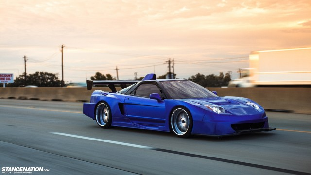 Wide Acura NSX (6)