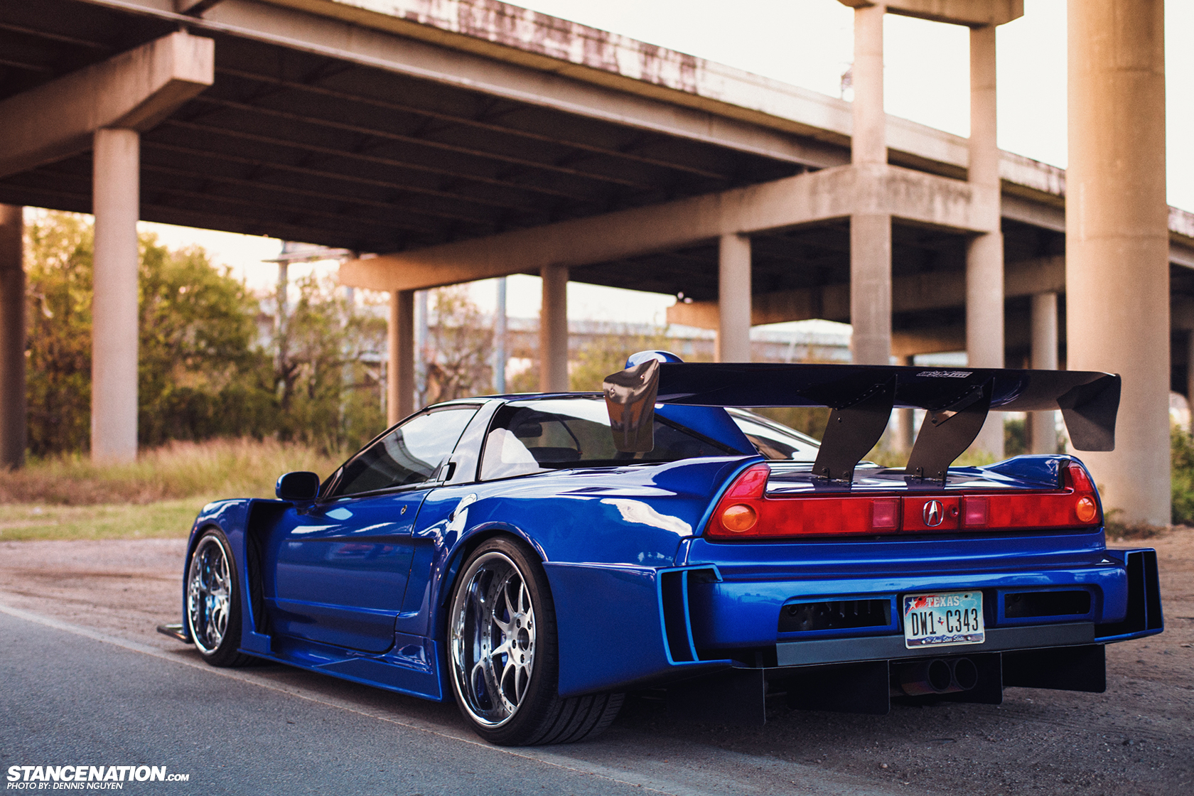 Mind Blowing // Brent's Sorcery JGTC Acura NSX. | StanceNation™ // Form > Function