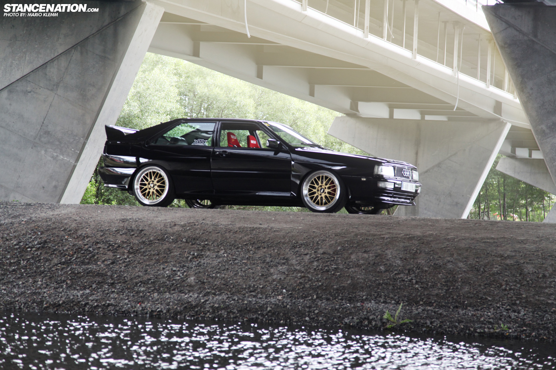 Stockholm Madness Emil S 500 Whp Audi Ur Quattro