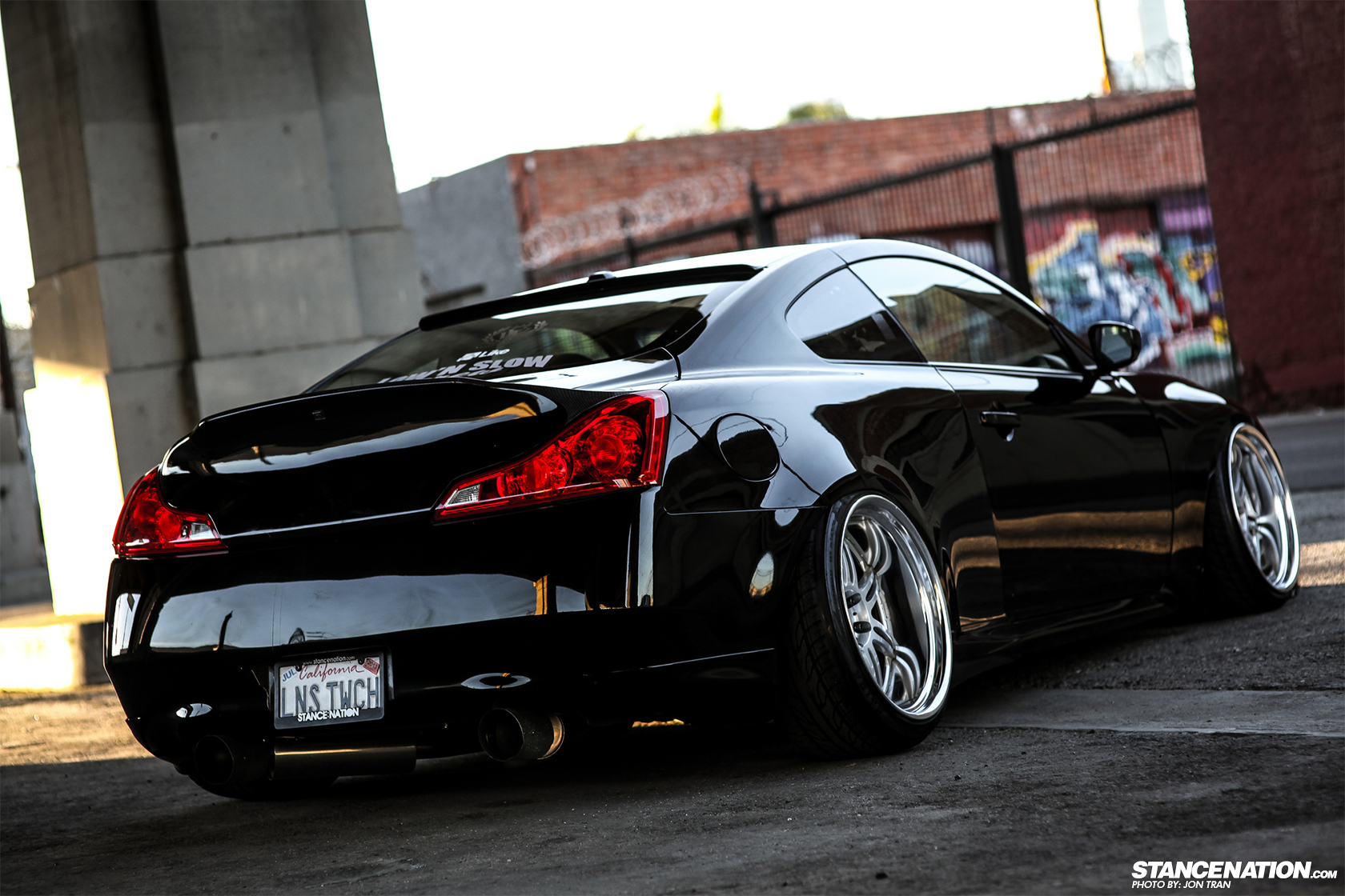 The Low N Slow Infiniti G37 Coupe Stancenation Form