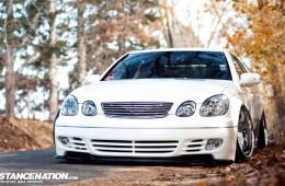 VIP Style Lexus GS StanceNation (1)