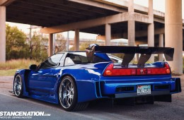 Wide Acura NSX (1)