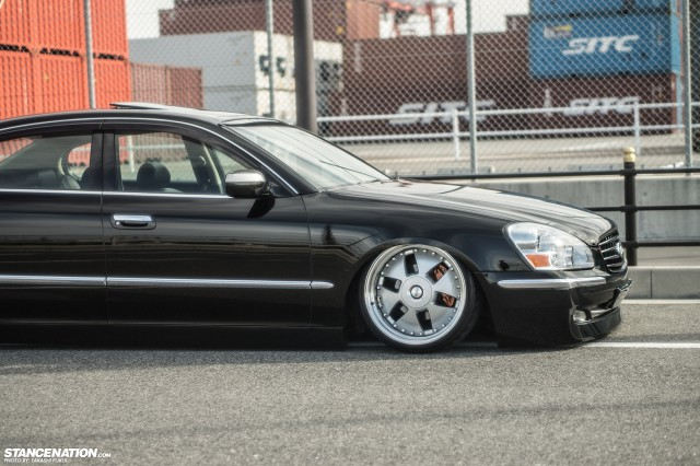 Slammed & Stanced Cars From Japan (40)