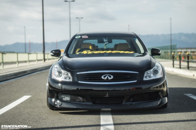 Slammed & Stanced Cars From Japan (36)