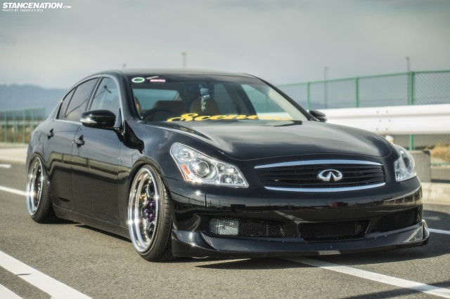 Slammed & Stanced Cars From Japan (34)