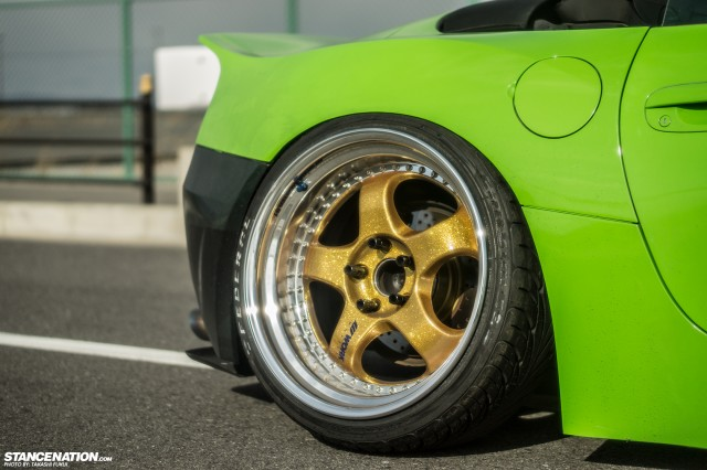 Slammed & Stanced Cars From Japan (32)