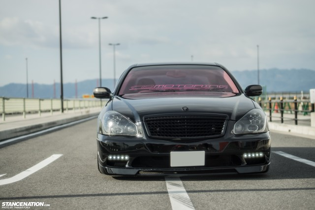 Slammed & Stanced Cars From Japan (29)