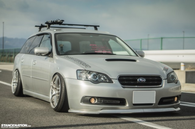 Slammed & Stanced Cars From Japan (27)