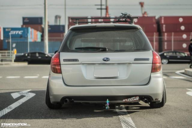 Slammed & Stanced Cars From Japan (25)
