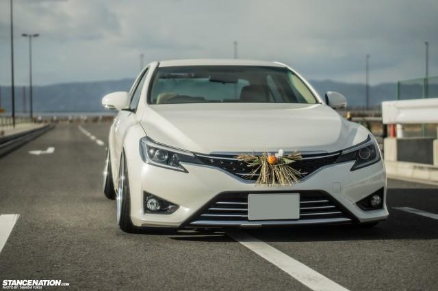 Slammed & Stanced Cars From Japan (23)
