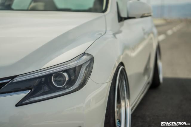 Slammed & Stanced Cars From Japan (20)
